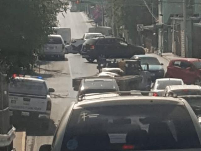 Nuevo-Laredo-Blockades