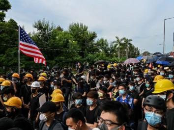 HongKongUS_Flag