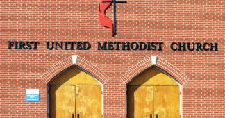 FirstUnitedMethodistChurchDoors