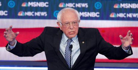 BernieScreams