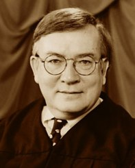 District Court Judge Lee Yeakel