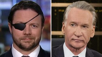 crenshaw-maher-clash-over-trump-is-goal-to-make-president-look-bad-or-get-to-the-truth-fox-news