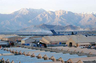 ISIS rocket strikes U.S. base in Afghanistan
