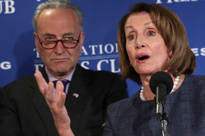 Pelosi And Schumer Offer Prebuttal To Trump's Address To Congress