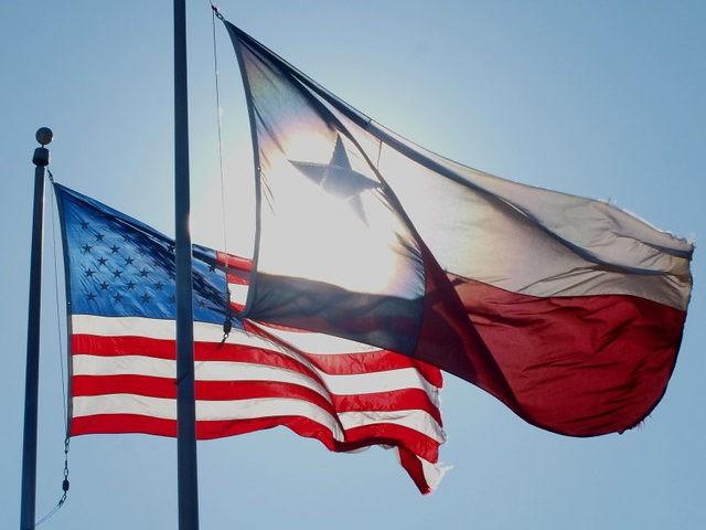 Texas-Flag-American-Flag