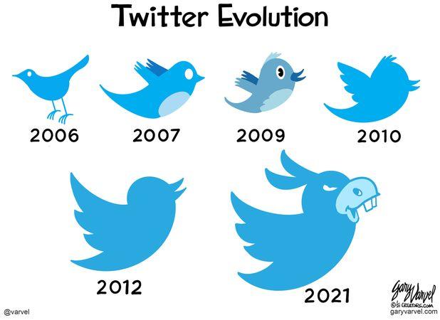 TwitterEvolution