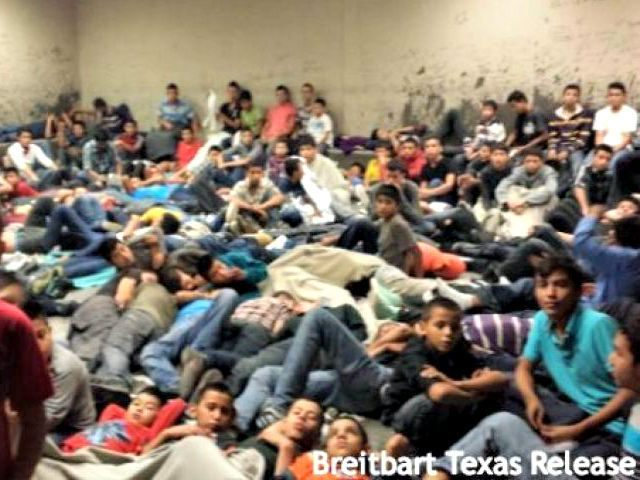 illegal-immigrant-unaccompanied-minors-Breitbart-Texas