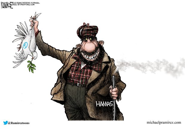 HamasDoveHunting