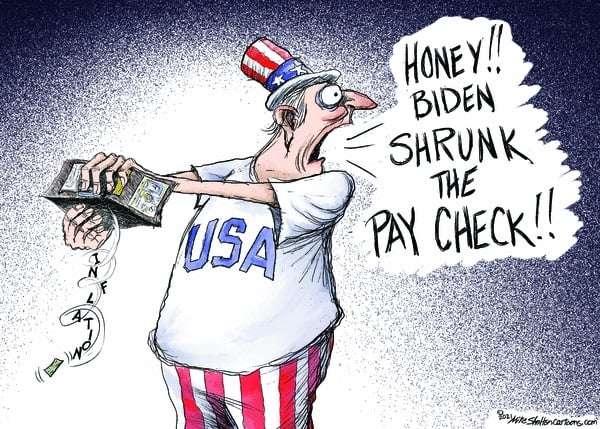 BidenInflation