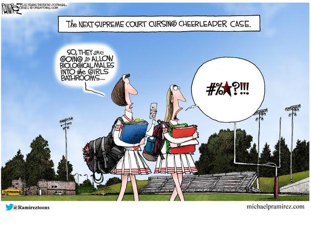 CheerleaderCursing