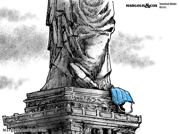 FreedomIsLosingTheMask
