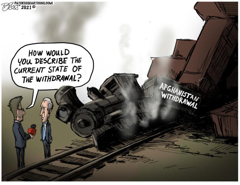 BidenTrainWreck