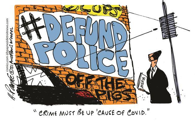 CrimeUpDueToCOVID